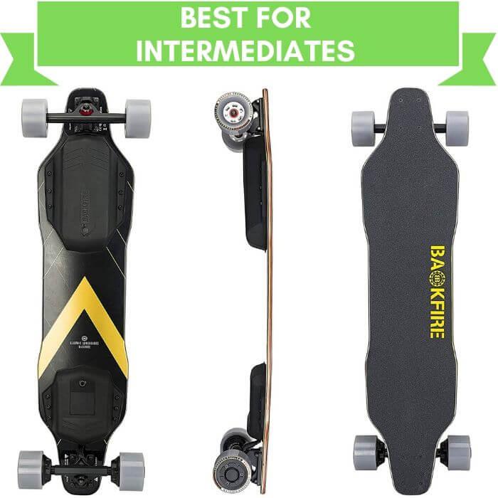 Backfire G2T best biginners Electric Skateboard