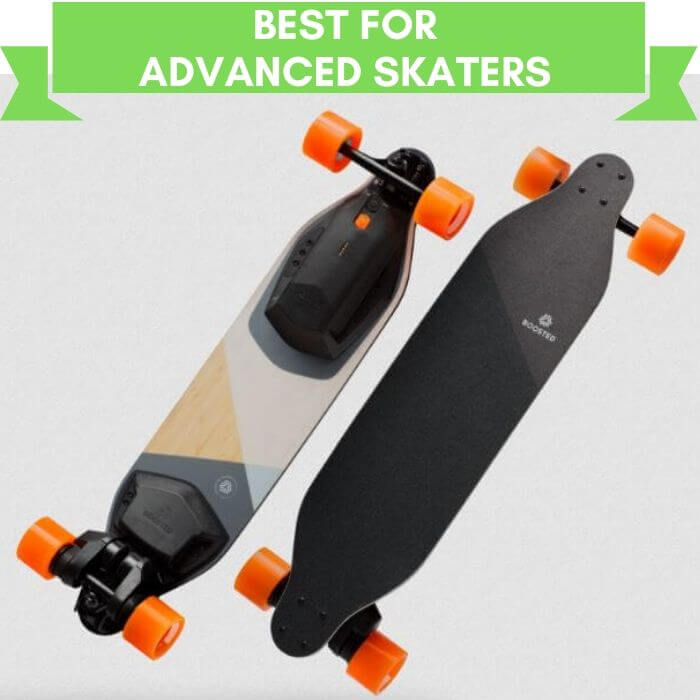 Boosted Plus motorized Skateboard best for advanced skaters1