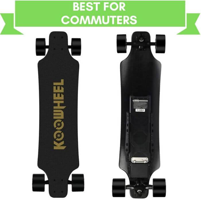 Dual Motor Electric Skateboard
