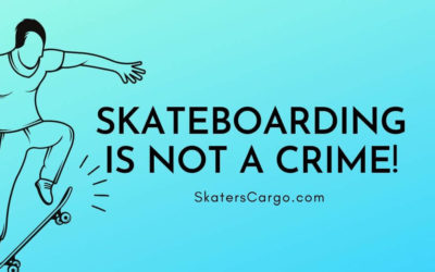 Is Skateboarding a Crime or Not? (A Pinpoint Analysis)