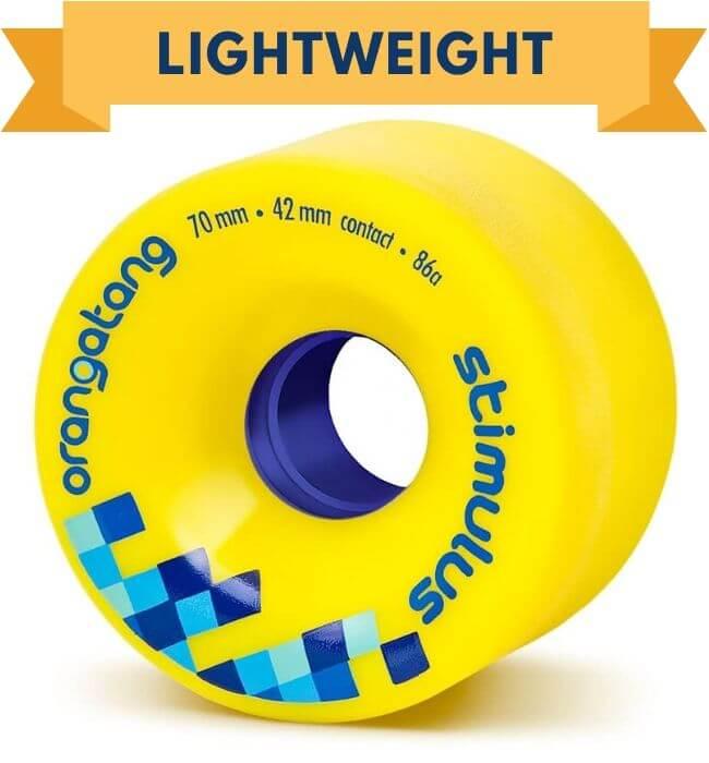 Orangatang Stimulus 70mm Lightweight Wheel