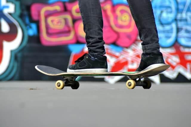 polished skate wheels